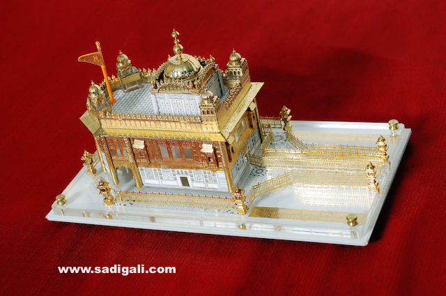 Golden temple Replicas
