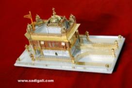 Golden temple Replicas