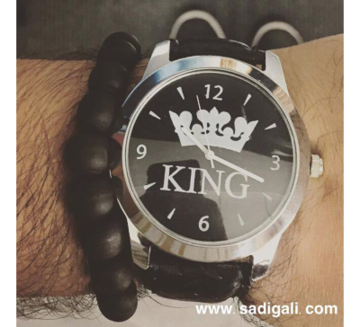 King's Premium Watch
