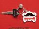 Muchh Nal Sardari : Acrylic KeyChain