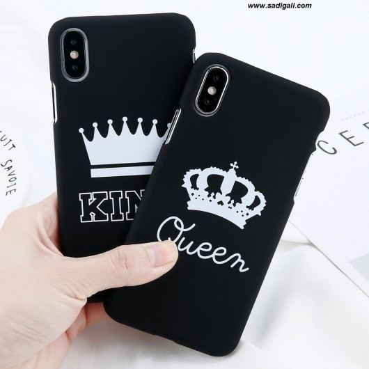 King and Queen Mobile Cover All Phones