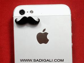 Kunddi Muchh: Mobile Acrylic Sticker
