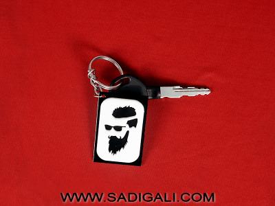 Swagger Acrylic Key Chain
