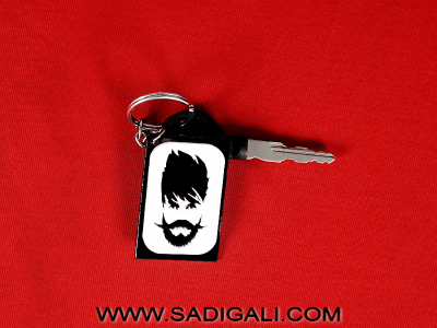 Swag Acrylic Key Chain