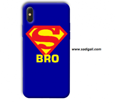 Super bro Mobile Cover