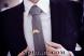 Mr. Mustache Bronze Tie Clip