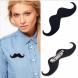 Mustache Brooch for Girls