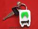 Pagg Nal Sardari : Acrylic KeyChain Green