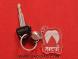 Pagg Nal Sardari : Acrylic KeyChain (Transparent Engraved)