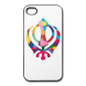 Colored Khanda Back Cover All Mobiles